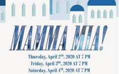 Mamma Mia! Sets the stage for rehearsals!