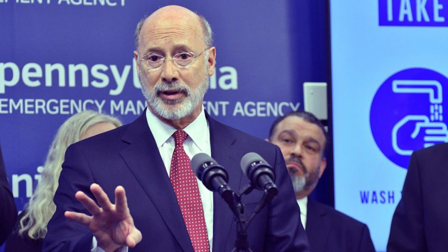 Gov. Tom Wolf recently closed all non-essential businesses after previously only recommending closures as the novel coronavirus spreads throughout P.A.