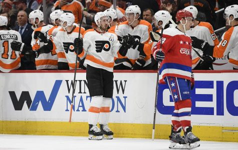 Flyers Keep Rolling With 7th Straight Win