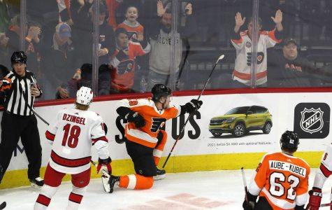 Crazy Eights: Flyers' Win Streak Continues