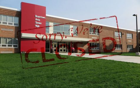 Boyertown Area School District will be closed for an additional week than previously announced.