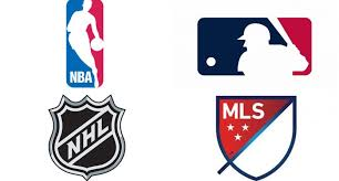 4 U.S professional sports leagues (NBA, NHL, MLB, & MLS) announced measures to combat the coronavirus outbreak.