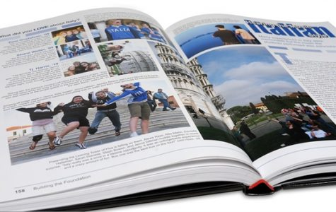 This year's yearbook costs $65 on the Student Services website. With a new senior section, the advisers are trying to give back some of what seniors lost.