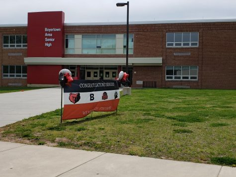 Seniors' Final Goodbye to BASH
