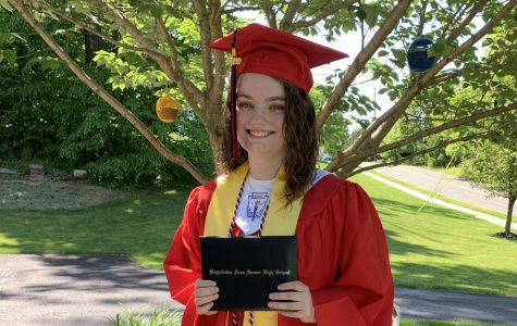 Senior Shannon Ludwig was the 2019-2020 news editor for the Cub.