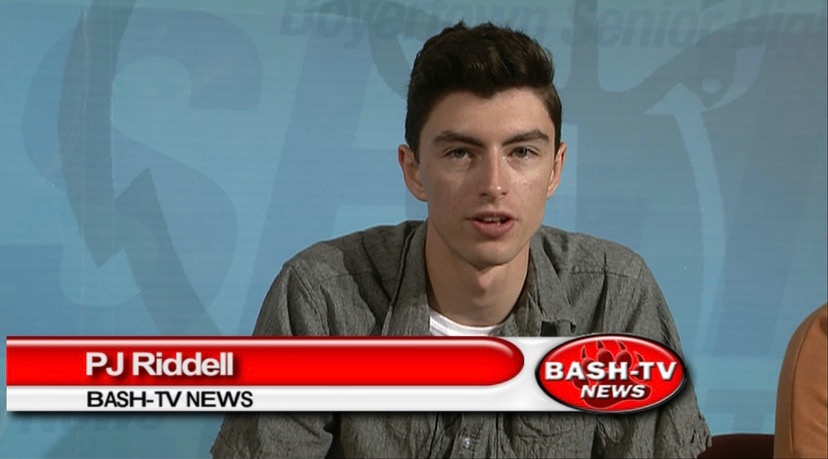 PJ was named the president of BASH TV News in his first year with the club, working as a show host, anchor, sports anchor, and director.