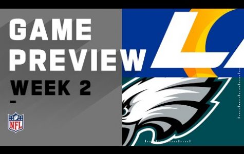 McNeill's Week 2 Preview