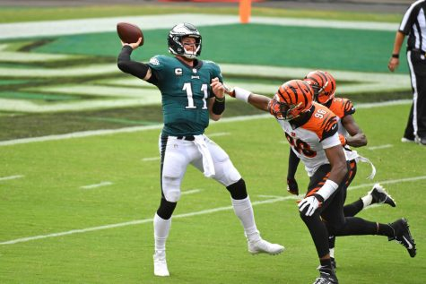 Game Recap: Eagles and Bengals tie in nail biter overtime game