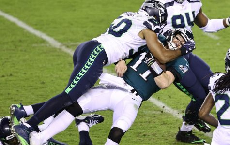 Game Recap: The Philadelphia Eagles fall to the Seattle Seahawks on Monday Night Football, losing their hold on the NFC East lead