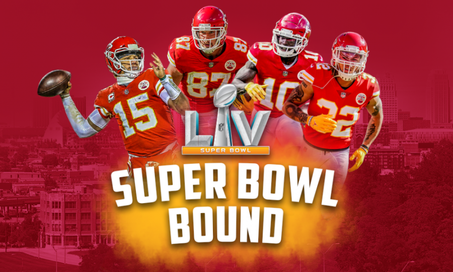 The Kansas City Chiefs defeat the Buffalo Bills 38-24 and will be appearing in back-to-back Super Bowls