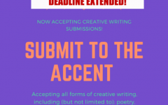 The Accent looking for creative writing submissions