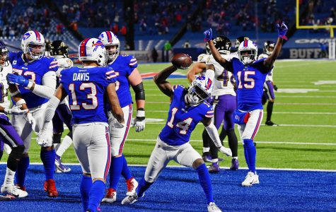 Buffalo Bills hold Baltimore Ravens to just three points on route to the AFC Championship