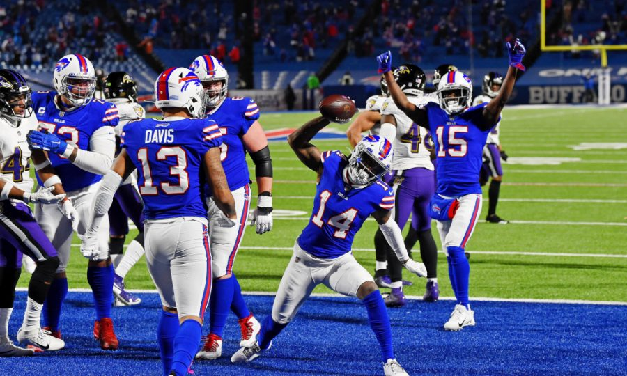 Buffalo Bills defeat Baltimore Ravens 17-3 in the AFC Divisional Round on Saturday Night Football