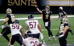 Chicago Bears are held to nine points in loss to New Orleans Saints