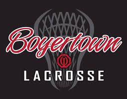 Lacrosse is on!