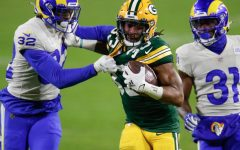 Green Bay Packers win NFC Divisional Round game 32-18 over the Los Angeles Rams