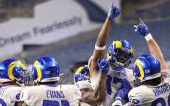 Banged up Los Angeles Rams defeat Seattle Seahawks in Wild Card Round