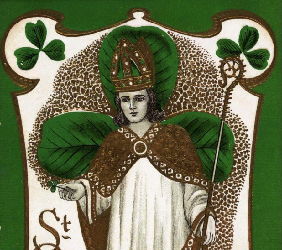 A St. Patrick's day history