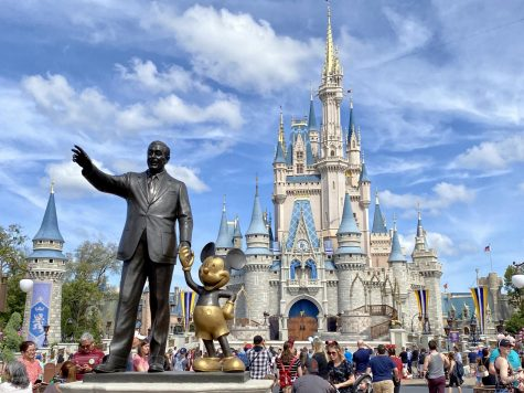 BASH students will once again be able to enjoy this view of the infamous Disney Castle.