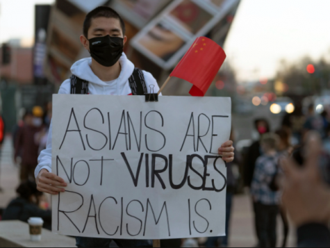 Many Asian-Americans stand up for themselves at peaceful protests and gatherings in hopes to put an end to Asian hate.