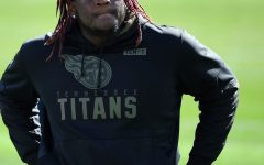 After just two weeks with the Miami Dolphins, offensive tackle, Isaiah Wilson, was cut by the team. Former Titans' teammate, Taylor Lewan made the comment,
