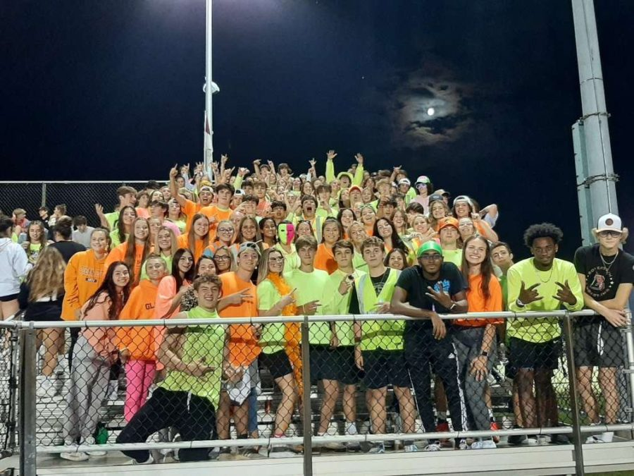 BASH Student Section
